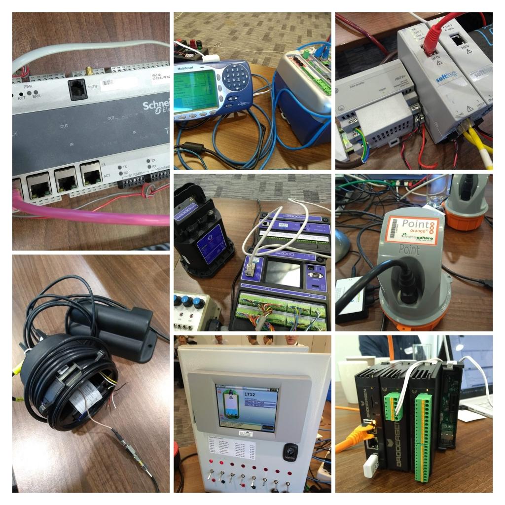 Field Devices under test
